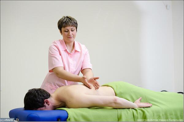 классический массаж приемы с картинками